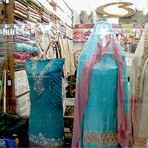 boutique on tariq road